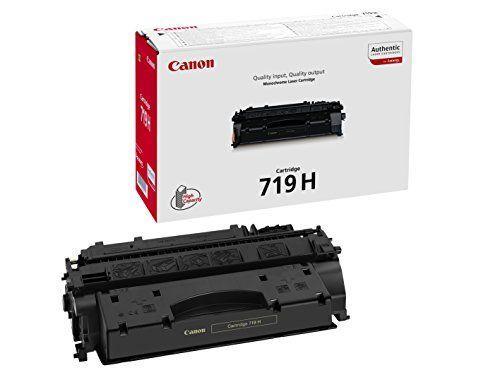 Canon 719H Cartouche de Toner 6400 pages #Canon #Cartouche #Toner #pages
