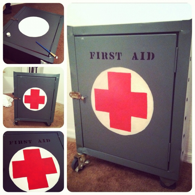 Toolbox Makeover: Paintings Furniture, Toolbox Makeovers