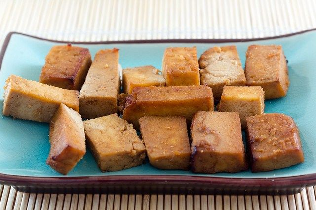 Tofu para platos asiáticos