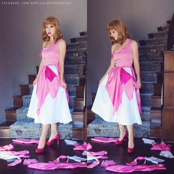 Cinderella cosplay by April Gloria