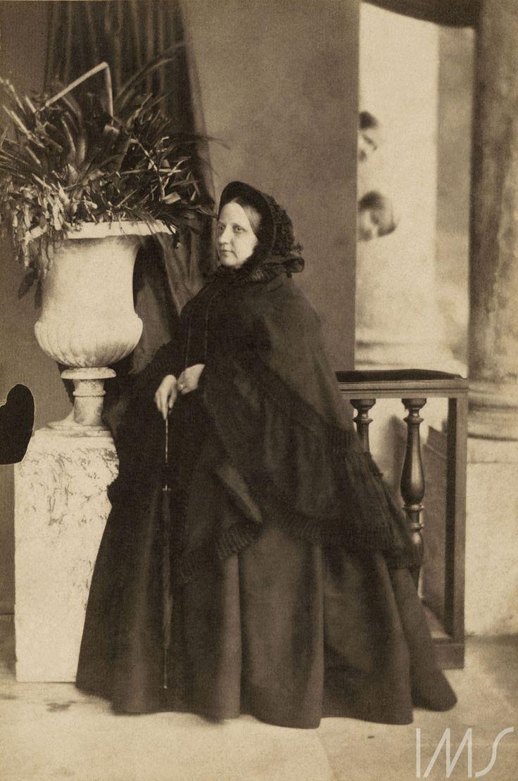 Princesa Isabel (RJ, 29 de julho de 1846 – Eu,14 de novembro de 1921) | Brasiliana Fotográfica