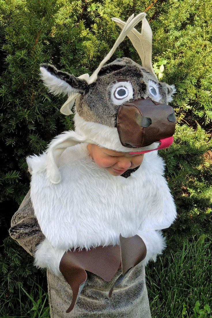 Halloween Costume Hacks: Sven Edition #eymm #diy #sewing
