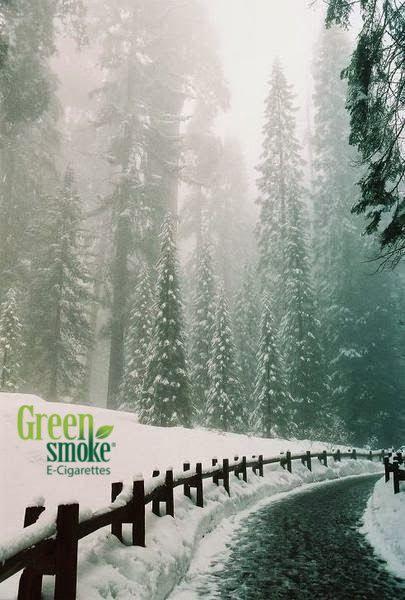 Απολαύστε των χειμώνα σας με Green Smoke!