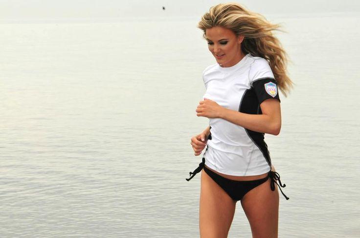 The Sydnee - Short sleeve Tee www.uvcouture.com Upf50 #smartmeetssexy