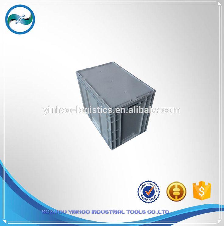 Cheap Price Stackable industrial EU plastic storage logistics box
