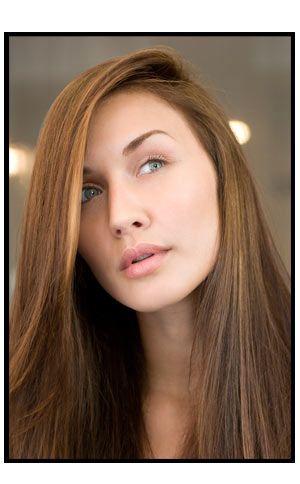 Ecaille Hair Color