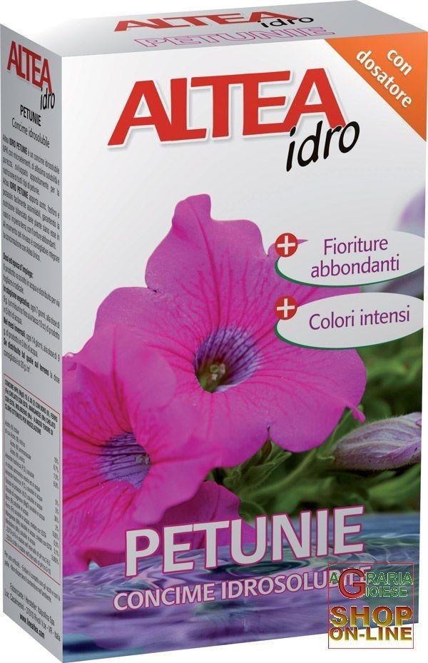 ALTEA IDRO PETUNIE CONCIME IDROSOLUBILE PER PETUNIE E SURFINIE 500g http://www.decariashop.it/concimi-in-confezione-piccole/400-altea-idro-petunie-concime-idrosolubile-per-petunie-e-surfinie-500g.html