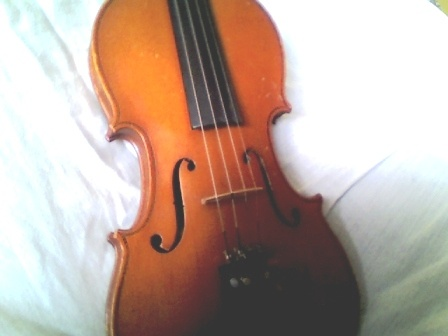 violin. gorgeous