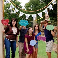 14 Best Family Reunion Photo Booth Ideas Images On