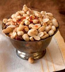 arachidi e frutta secca