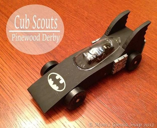Check Out Pinewood Derby Car Designs To Make For Your Next Big Win At Http: