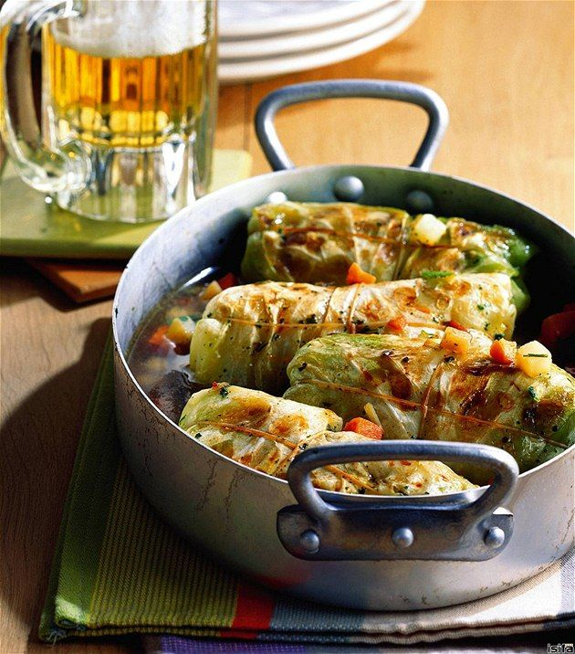 Plnena kapusta - stuffed cabbage