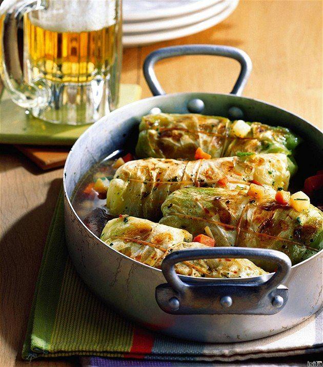 Plnena kapusta - stuffed cabbage