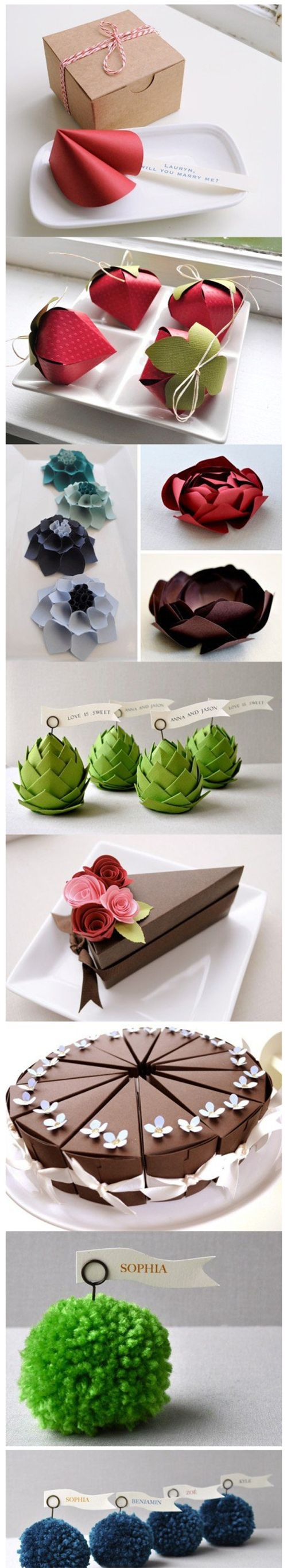 Great Paper Craft Ideas | DIY & Crafts Tutorials