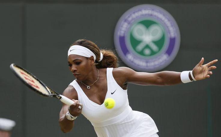 Serena Williams Wimbledon 2014