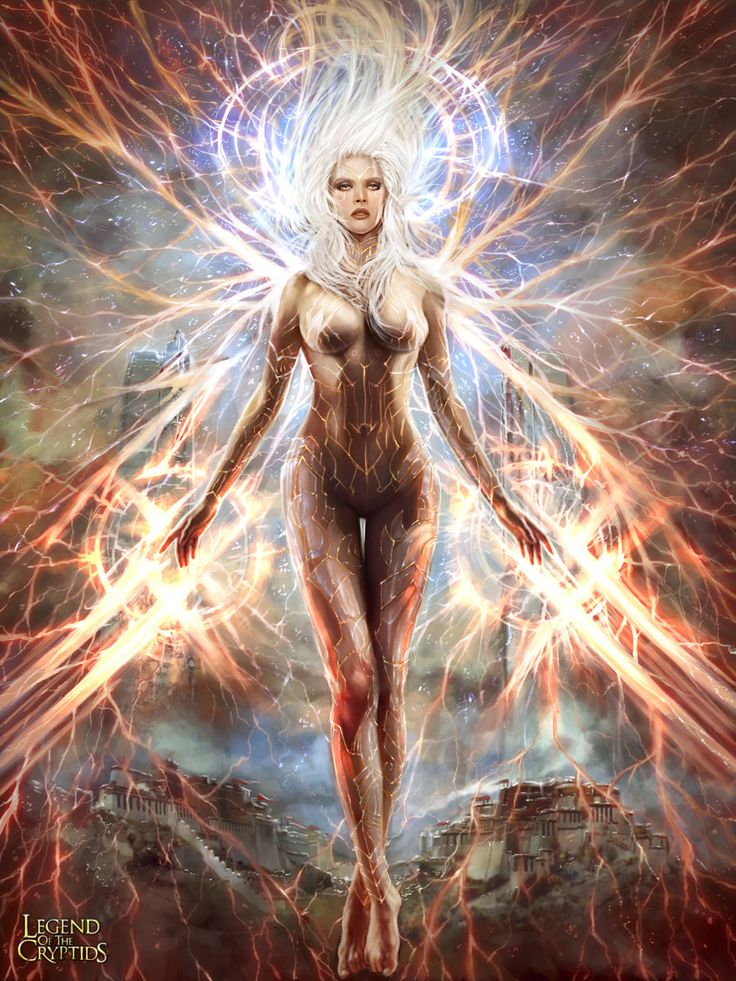 Inmortal Goddess of Victory (advanced version) by TheBastardSon