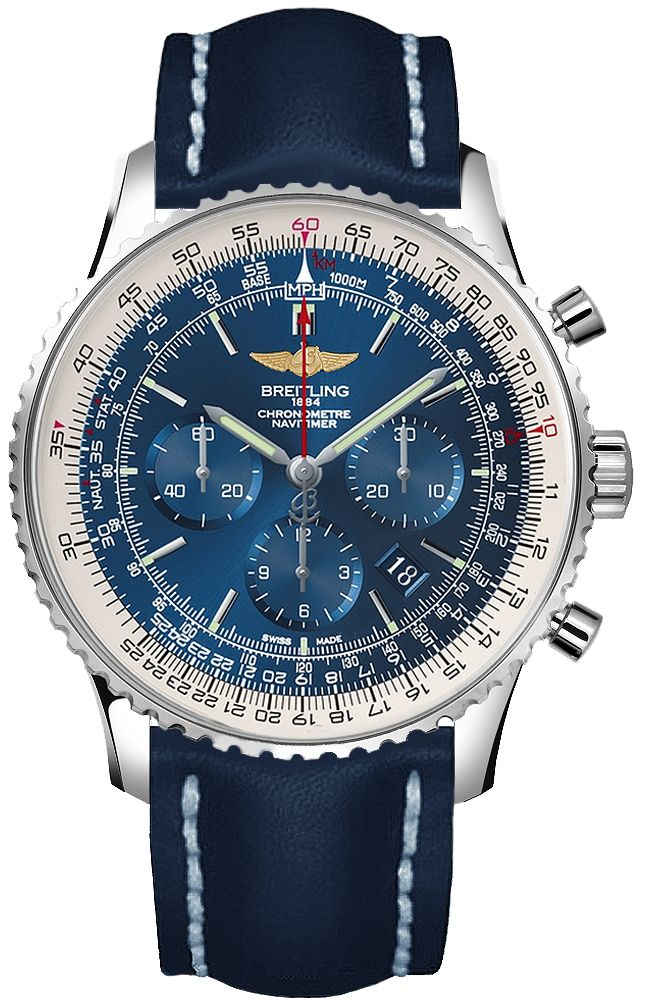 @breitling Watch Navitimer 01 Leather #add-content #bezel-bidirectional #bracelet-strap-leather #brand-breitling #case-depth-14-25mm #case-material-steel #case-width-43mm #chronograph-yes #date-yes #delivery-timescale-1-2-weeks #dial-colour-blue #gender-mens #luxury #movement-automatic #official-stockist-for-breitling-watches #packaging-breitling-watch-packaging #style-sports #subcat-navitimer #supplier-model-no-ab012721-c889-101x #warranty-breitling-official-2-year-guarantee…