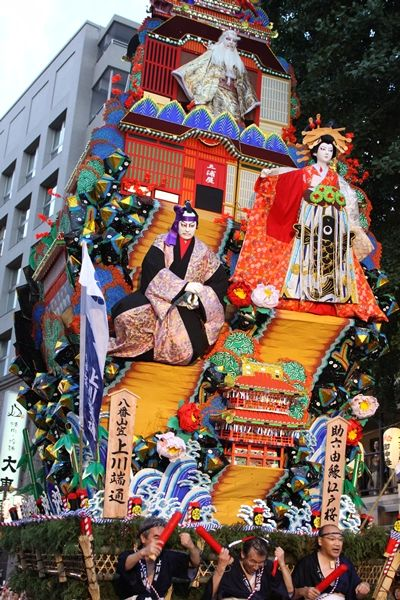 yamakasa #fukuoka #japan