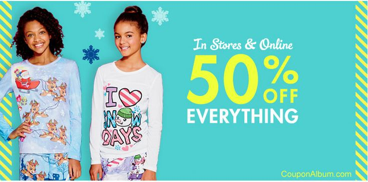 #Justice Coupon Code – 50% Off Everything!