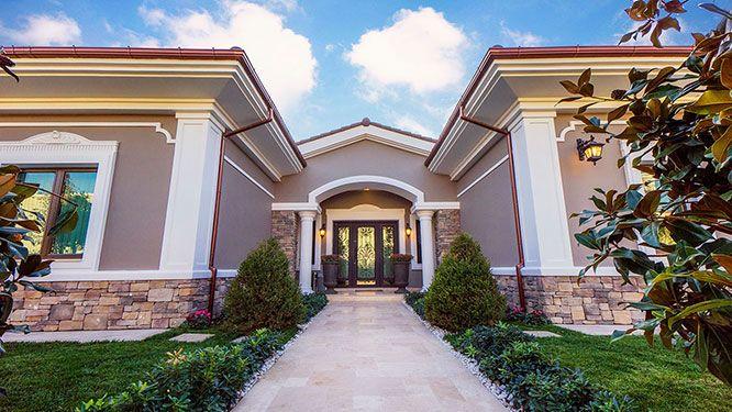 Artstyle Mimarlık, Villa Dekorasyon,Pelican Hill Ihlamur