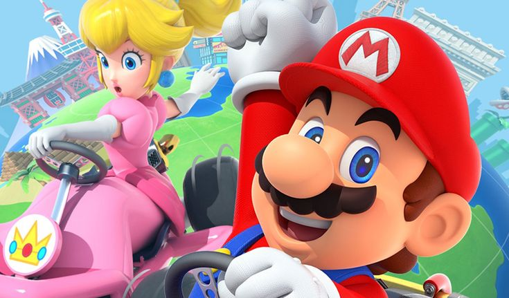 Mario Kart Tour Speeds to 90 Million Downloads in First