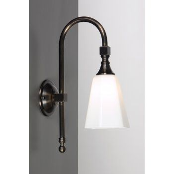 Antwerp Collection BATH CLASSIC traditional IP44 aged brass bathroom wall light   code:ANT31252/B £104.02 (Delivery from £7.50)