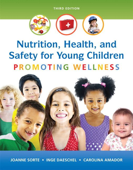 Health Safety And Nutrition In Early Childhood Education Are Of