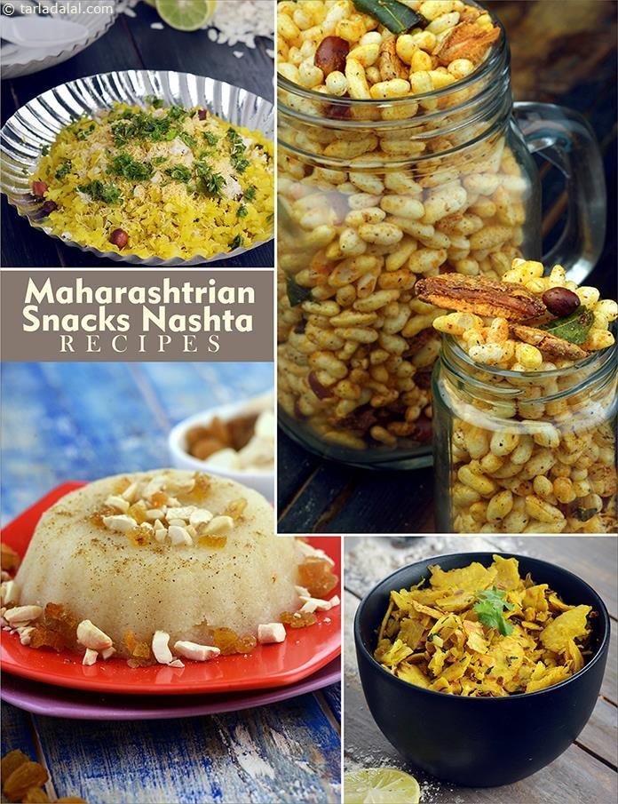 Maharashtrian Snacks Maharashtrian Nashta Recipes | Page 1 of 1