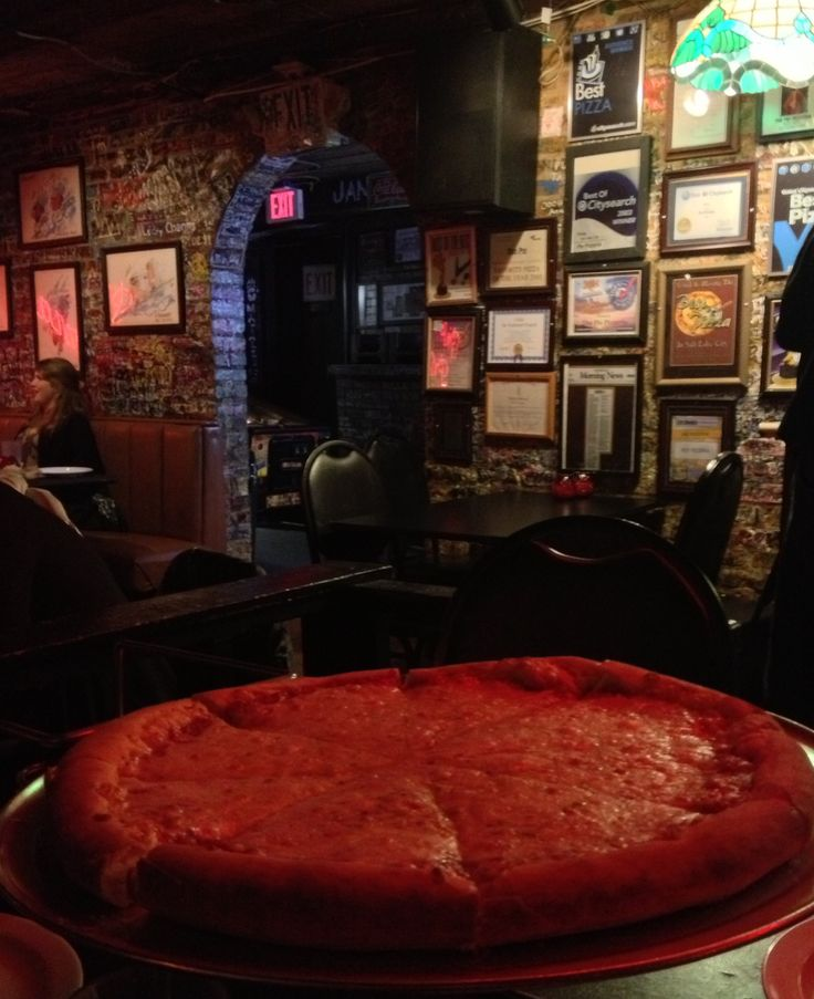 The Pie Pizzeria #SLC