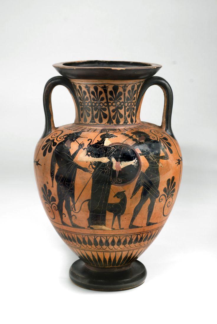 SFO Greek pottery