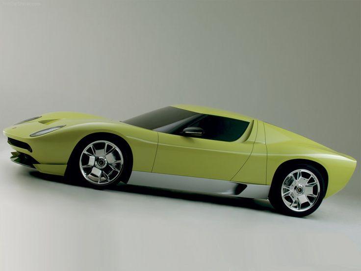 Lamborghini Miura Concept   Front Angle, 2 Of 4