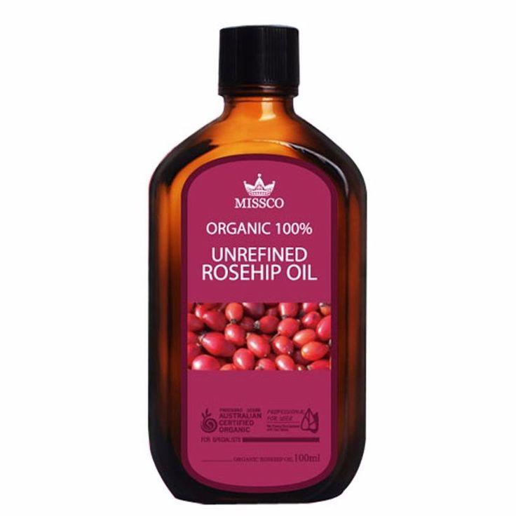 Medi-Peel MISSCO Unrefined Rosehip Oil 100ml / 3.38oz Skincare Moisture #MEDIPEEL