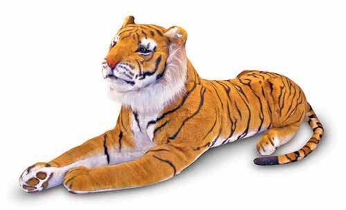 Toutou Peluche Tigre, grandeur 3pieds. 99.99$ Achetez-le info@laboiteasurprisesdenicolas.ca 450-240-0007