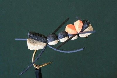 Original Chernobyl ant pattern from 1995 Ome Fly