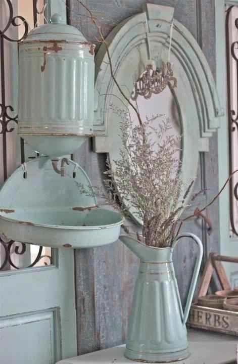 36 Fascinating DIY Shabby Chic Home Decor Ideas #homedecorideasdiy #ShabbyVintag… – Torsten Kirchner