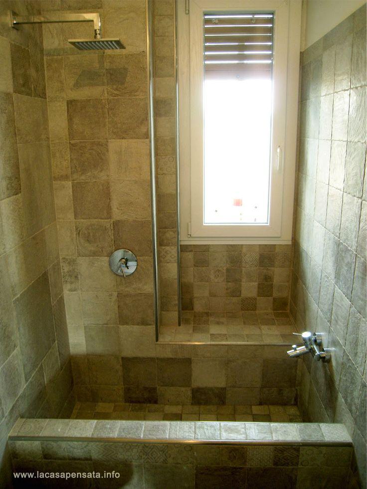 17 migliori idee su vasca da bagno doccia su pinterest - Togliere vasca da bagno ...