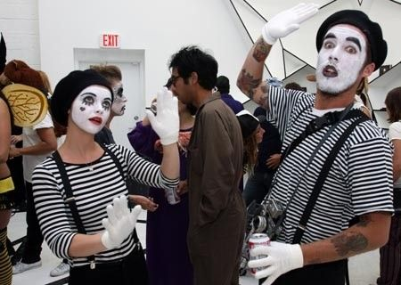 Halloween: fotos disfraces de famosos