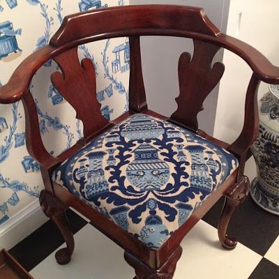 Chinoiserie Chic: One Room Challenge - A Personal Reveal