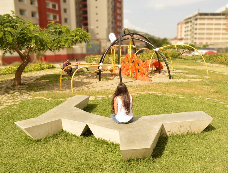Mobiliario Urbano Macarao / AGA Estudio Creativo