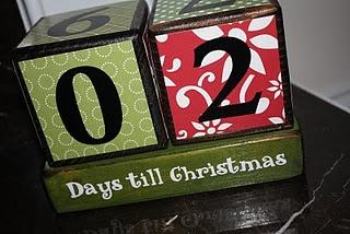 christmas advent calendar craft: Book