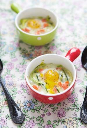 Едим вкусно и полезно: Яичница на завтрак