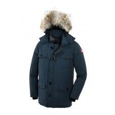 Canada Goose Banff Parka for Mens in Deep Blue