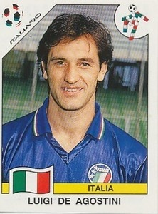 Luigi de Agostini - Italy
