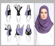 Classic Syrian style