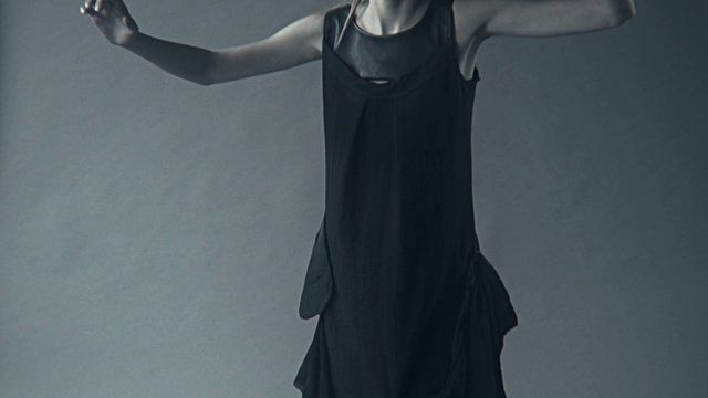 Dreaming doll  Promo for a/w 2014-15 collection by LINK