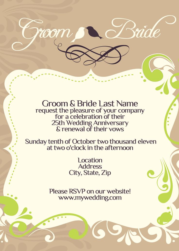 108 Best Images About Wedding Renewal Invitations On Pinterest