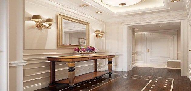 افكار تزيين مدخل البيت Home Decor Entryway Tables Home