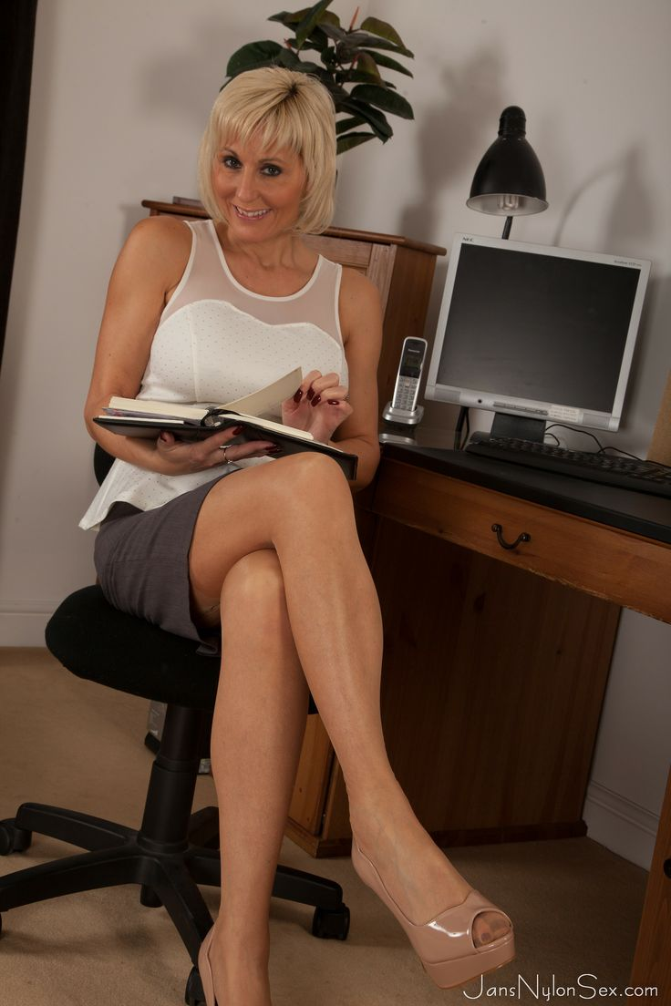 Pics Office Mature 62