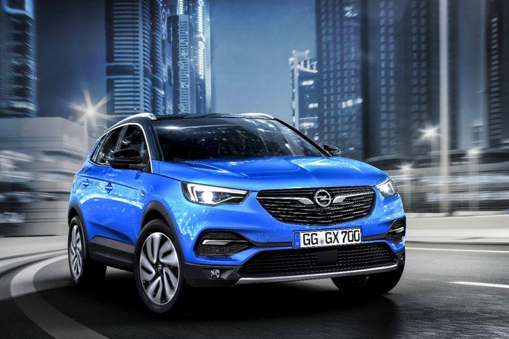 Το νέο SUV: Αθλητικό και Περιπετειώδες Opel Grandland X (video)