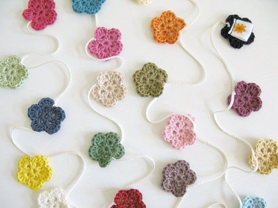 17 Best images about Crochet cortinas y guirnaldas on Pinterest ...